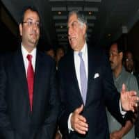 Amid Tata-Mistry tussle, Group finds mention in May's address