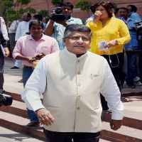 Congress rule was steeped in corruption: Ravi Shankar Prasad