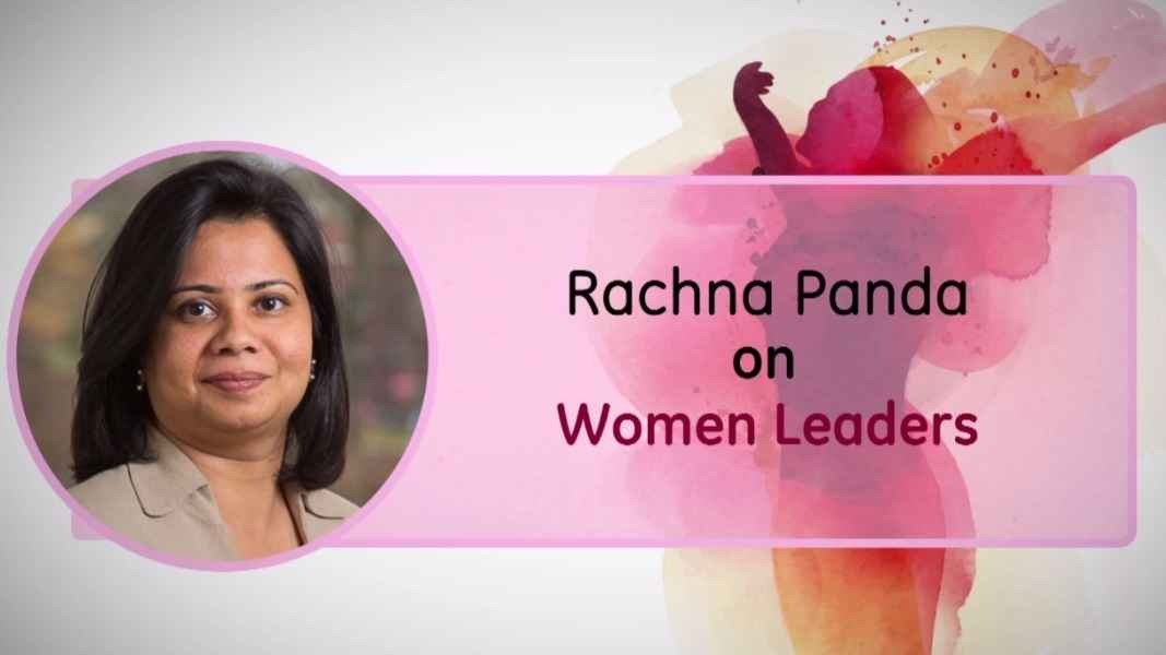GE Step Ahead : Rachana Panda on Women in Boardroom