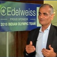Olympic association has been good for Edelweiss: Rashesh Shah