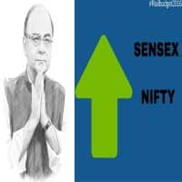 Budget 2016 India: Sensex rises over 100 pts, Nifty above 7050; FM speech boosts