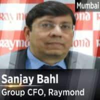 Core biz still strong, Q1 losses due to associate cos: Raymond