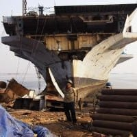 Gujarat govt announces Ship Recycling Policy