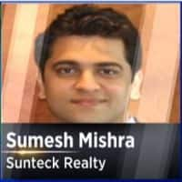 Co completed 75% of sales across 3 projects in BKC: Sunteck