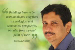 Sustainable buildings are needed as much for the industry as for society