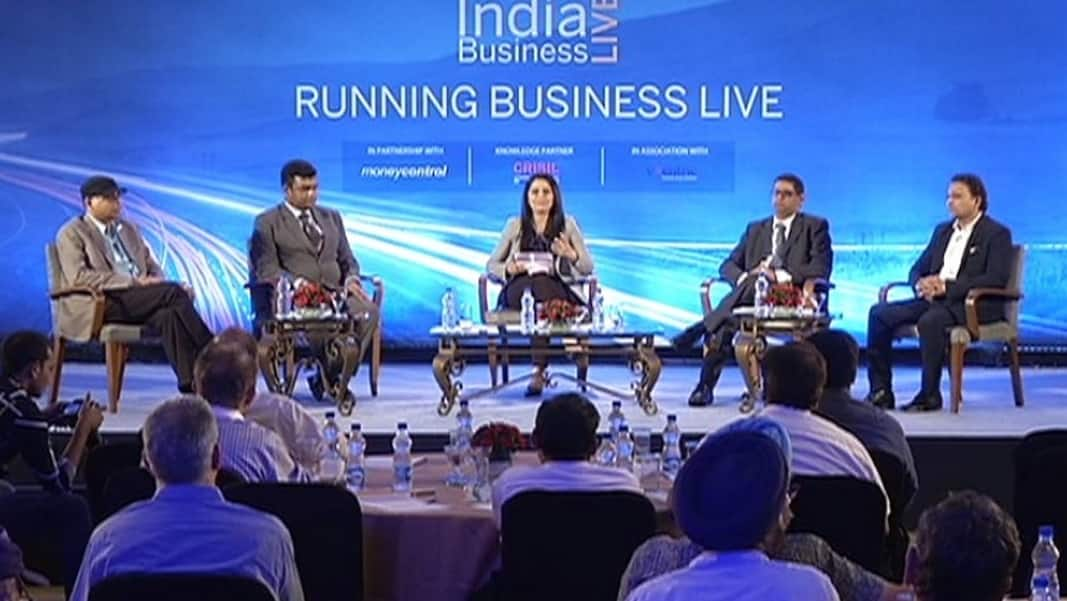 India Business Live: Running Business Live- Delhi Edition