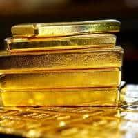 Gold prices inch up; British PM's Brexit speech in focus