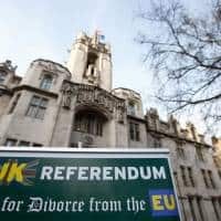 UK Supreme Court to give Brexit trigger case ruling on Tuesday
