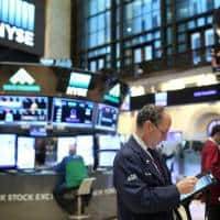 Wall Street opens higher ahead of Trump inauguration