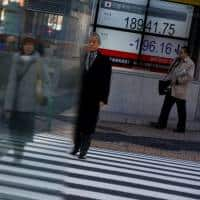 Dollar on defensive, Asia stocks subdued amid US trade unease