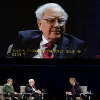 Buffett, Gates have hope for America after Trump ascension