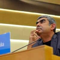 Media talk on Infy corporate governance issues distracting:Sikka
