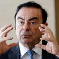 Mgmt will be 'totally accountable' after his CEO term ends:Ghosn