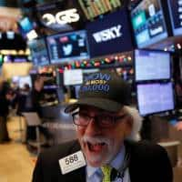 S&P, Dow hit record highs as oil prices rally