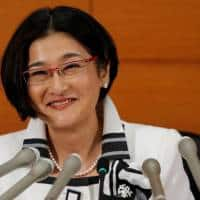 Big yen swings cause of concern for Japan: BOJ's Takako Masai