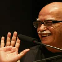 Not going to be next President, says LK Advani