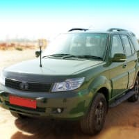 Tata Motors bags contract to supply 3192 Safari Storme to the Indian Army