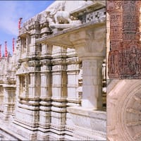 Ranakpur Temple - A masterpiece in marble