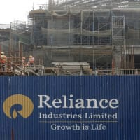 RIL briefly topples TCS as India's most valued firm