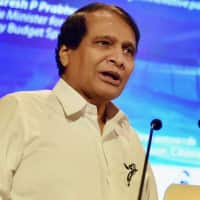 Technology is solution to all problems, says Suresh Prabhu