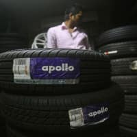 Apollo Tyres up 2% on commencing production at Hungarian plant