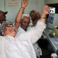 Closing bell: Nifty closes above 9300 for first time ever, Sensex gains 287 pts