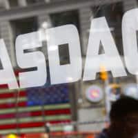 Nasdaq opens at record high as Wall Street rallies