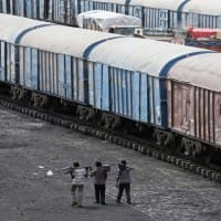 Railways operating ratio at 94.9 percent