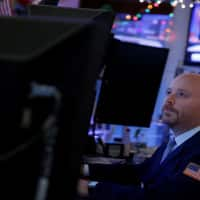 Wall Street rises, aided by U.S. growth data; Nasdaq ends at record