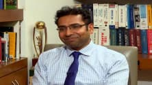 My TV : About 52 percent of promoters plan to die on the job, says Ambit's Saurabh Mukherjea