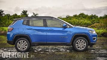 2017 Jeep Compass variants and features explained