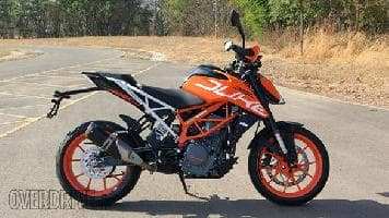 Image gallery: 2017 KTM 390 Duke first ride review