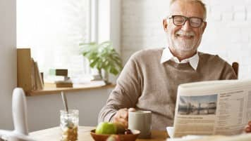 Building a corpus for a retired life