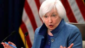 Fed's Yellen says makes sense to gradually raise interest rates