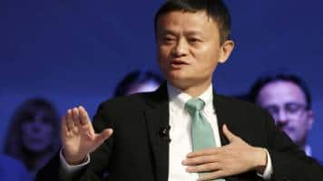 Alibaba's Jack Ma says no chance of US trade war with China