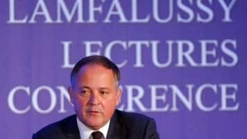 ECB's QE will not last forever: Benoit Coeure