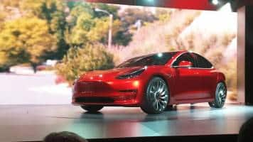Tesla aims to start pilot production of Model 3 cars on Feb 20