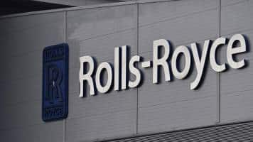 Britain's Rolls-Royce posts record reported loss