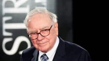 Warren Buffett says Berkshire owns 133 mn shares of Apple: CNBC