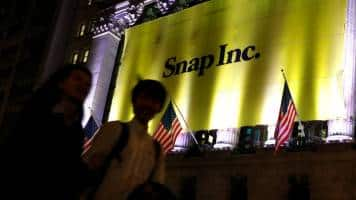 Snap's shares set for trading pop after $3.4 billion IPO