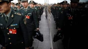 China confirms 7% increase in 2017 defence budget