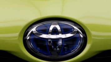 Toyota sees Europe sales up 5% this yr as hybrids push pays off