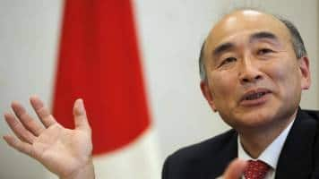 IMF's Furusawa says global imbalances above desirable levels