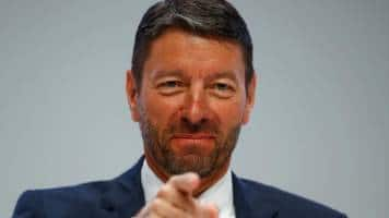 New Adidas CEO targets faster sales, profit growth