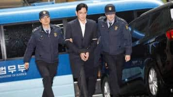 Chief of South Korea's Samsung Group denies all charges