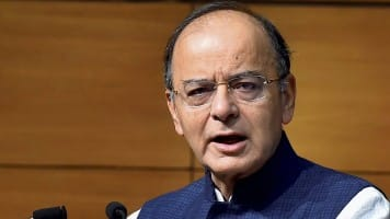 Arun Jaitley assumes charge of defence ministry