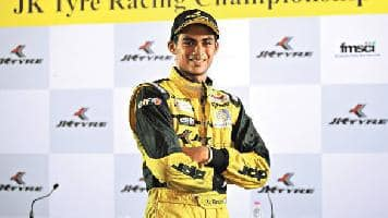 Akhil Rabindra set to compete in British GT championship in 2017
