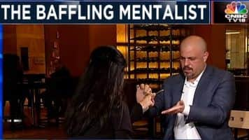 Mentalist Amir Lustig: Bending metals without touching