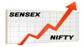 Sensex up 200 pts post GST Council meet; Reliance at 9-year high