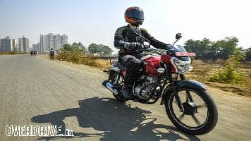 2017 Bajaj V12 road test review